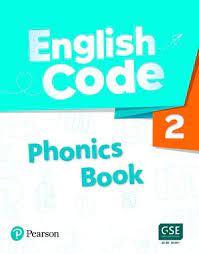 English Code 2 Phonics Book
