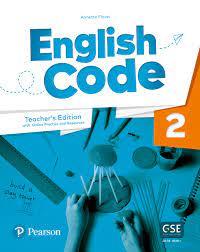 English Code 2 Teacher Book