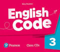 English Code 3 Student Book Audio CDs