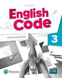 English Code 3 Assessment Book