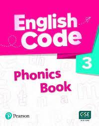 English Code 3 Phonics Book