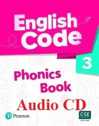 English Code 3 Phonics Book Audio CDs