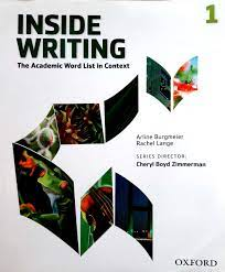 Inside Writing 1 Student Book