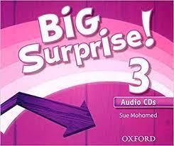 Big Surprise 3 Class Audio CDs