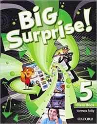 Big Surprise 5 Class Book