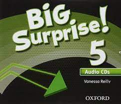 Big Surprise 5 Class Audio CDs