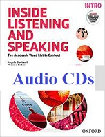 Inside Listening and Speaking Intro Student Book Audio CDs