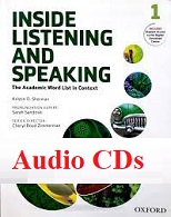 Inside Listening and Speaking 1 Student Book Audio CDs