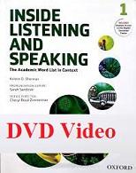 Inside Listening and Speaking 1 DVD Video