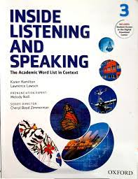 Inside Listening and Speaking 3 Student Book
