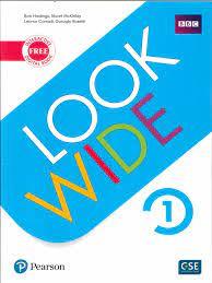 Look Wide 1 Student Book Workbook