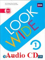 Look Wide 1 Class Audio CDs