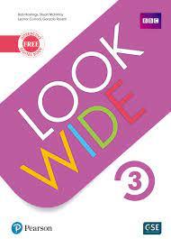 Look Wide 3 Student Book Workbook