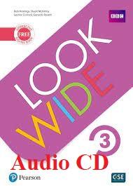 Look Wide 3 Class Audio CDs