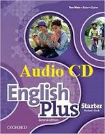 English Plus Starter Class Audio CDs 2nd Edition