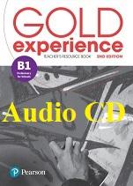 Gold Experience B1 Teacher Resource Book Audio CDs 2nd Edition