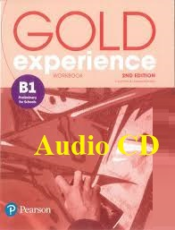 Gold Experience B1 Workbook Audio CDs 2nd Edition