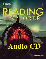 Reading Explorer 1 Third Edition Audio CDs