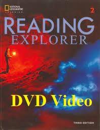 Reading Explorer 2 Third Edition DVD Video
