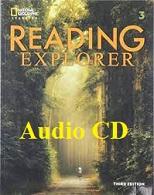 Reading Explorer 3 Third Edition Audio CDs