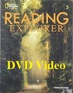 Reading Explorer 3 Third Edition DVD Video