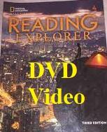 Reading Explorer 4 Third Edition DVD Video