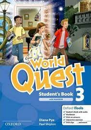 World Quest 3 Student Book