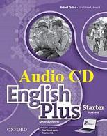 English Plus Starter Workbook Audio CDs 2nd Edition