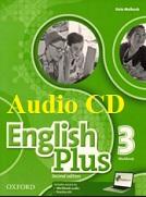 English Plus 3 Workbook Audio CDs 2nd Edition