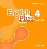 English Plus 4 Class Audio CDs 2nd Edition