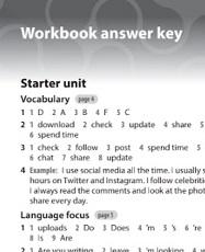 English Plus 4 Workbook Answer Keys 2nd Edition