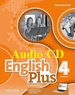 English Plus 4 Workbook Audio CDs 2nd Edition