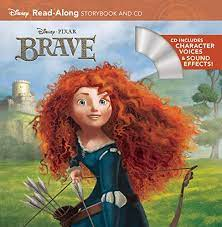 Brave Read Along Storybook