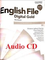 English File 4th Edition Advanced Workbook Audio CDs