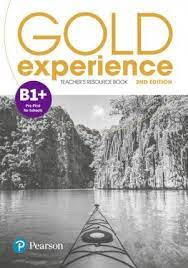 Gold Experience B1 Plus Teacher Resource Book 2nd Edition