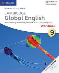 Cambridge Global English 9 Workbook