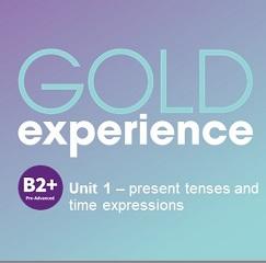 Gold Experience 2nd Edition B2 Plus Grammar Presentations