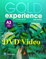 Gold Experience 2nd Edition A2 DVD Video