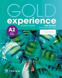 Gold Experience 2nd Edition A2 Student Book