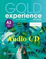 Gold Experience 2nd Edition A2 Student Book Audio CD