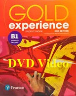 Gold Experience 2nd Edition B1 DVD Video