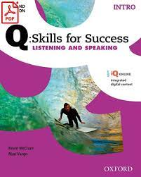 Q Skills for Success 2nd Edition Listening and Speaking Intro Student Book
