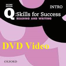 Q Skills for Success 2nd Edition Reading and Writing Intro DVD Video