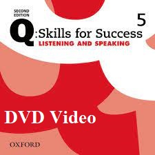 Q Skills for Success 2nd Edition Listening and Speaking 5 DVD Video