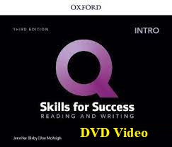 Q Skills for Success 3rd Edition Reading and Writing Intro DVD Video