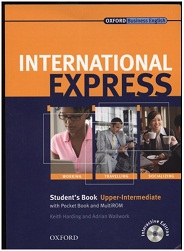 International Express Upper-Intermediate Student Book 2010