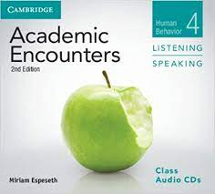 Academic Encounters 2nd Edition Listening and Speaking 4 Class Audio CDs