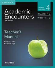 Academic Encounters 2nd Edition Reading and Writing 4 Teacher Manual