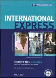 International Express Elementary Student Book 2007 (Ebook-Audio)