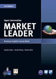 Market Leader Upper-Intermediate Coursebook 3rd Edition